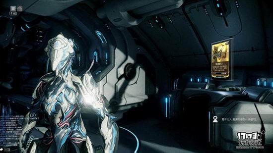 人物角色特写截图 这款科幻射击游戏,除了角色的造型科幻外(造型神似