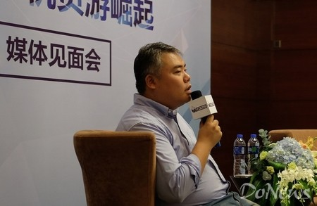 陈昊芝证实触控架构调整 分拆业务独立上市