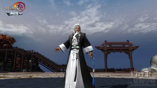 终极boss剑仙李白