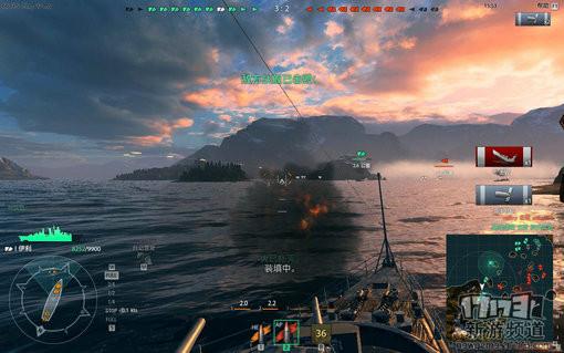 新游尝鲜坊:《战舰世界》二测试玩体验心得