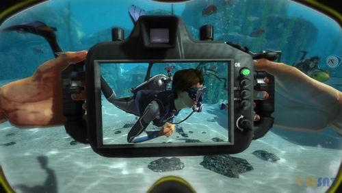 VR游戏《潜水世界》将支持Oculus Touch