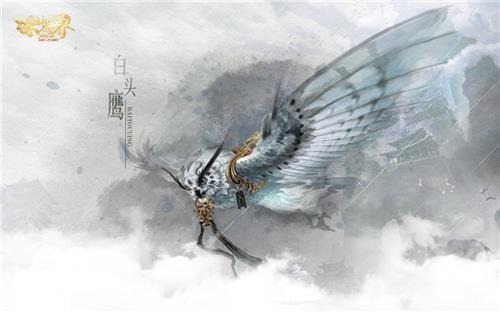 赤鹏如其名,自上古鲲鹏神话中来,是北冥之鲲的后裔.