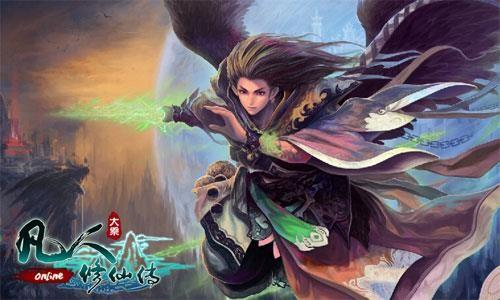 《凡人修仙传》是根据同名网络小说改变制作的,游戏不仅高度还原小说