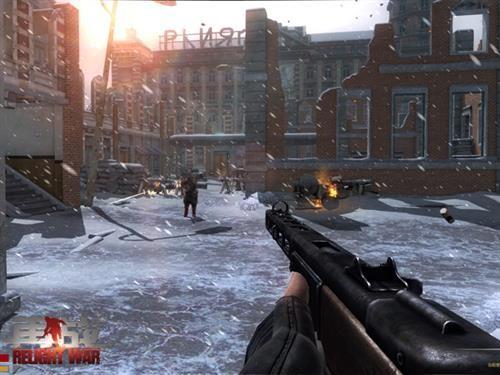 谁是最佳冲锋枪?再战苏军波波沙pk德军mp40