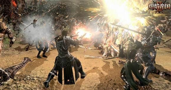 《炽焰帝国2》1月15日开启精英封测