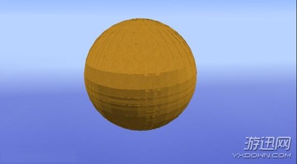 《我的世界》圆形及球体制作方法详解