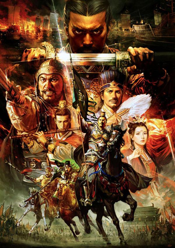 《三国志13》将加入中文普通话配音 铃木亮浩作为系列玩家亲力打造
