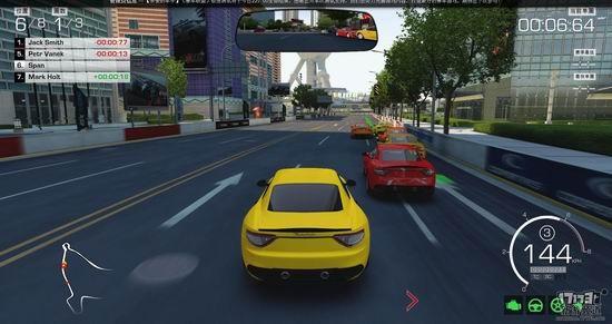 在游戏中感受速度与激情!赛车竞速佳作推荐