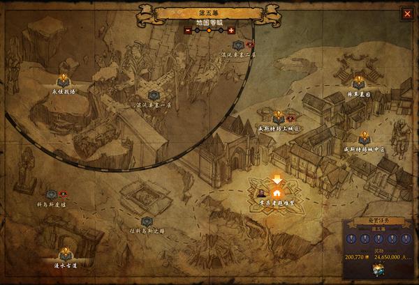 《暗黑3:夺魂之镰》冒险模式全介绍