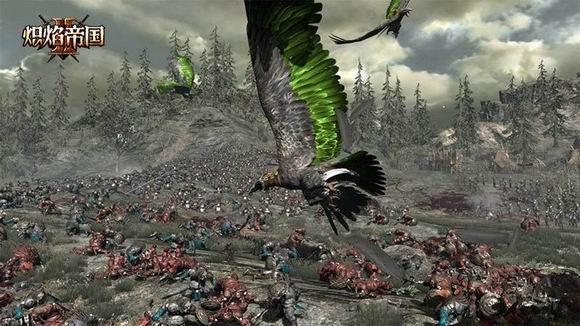空中霸主VS陆地王者 《炽焰帝国2》新兵种