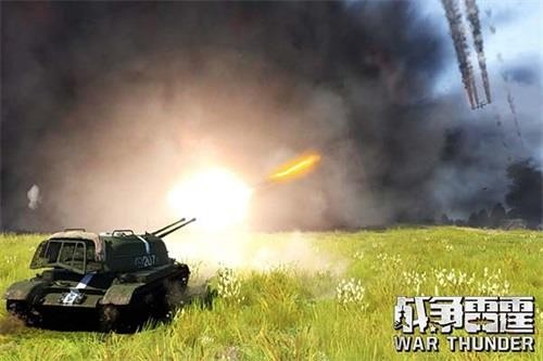 六大备战不删档活动升级 战争雷霆战力开战