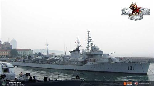 四大金刚之首 战舰世界中国龙之