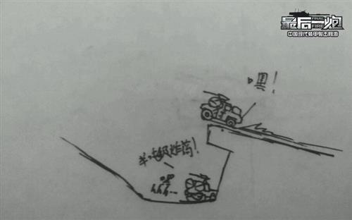 《最后一炮》玩家手绘漫画:皮卡飞跃三万英尺    中国现代装甲射击