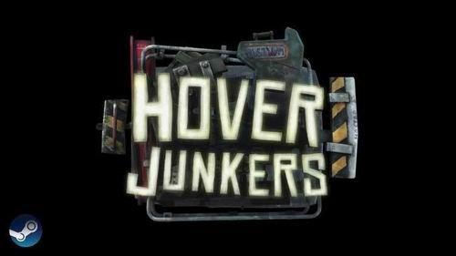首款多人射击VRbetway官网手机版《Hover Junkers》展示