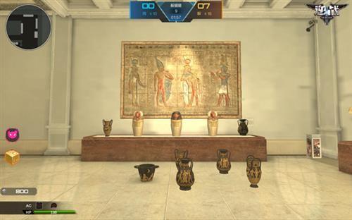 欧式玄幻类壁画