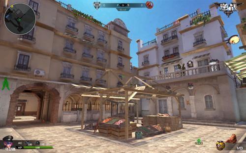 除了三条主路线设计之外,小镇楼房中更有暗道可供玩家潜入.