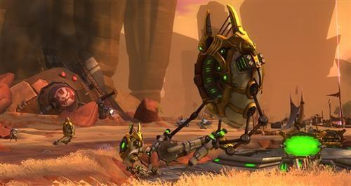 机器人变形出发 《狂野星球》机械科技一览