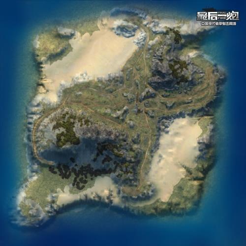 模拟夺岛演习 《最后一炮》捕鱼岛地图详解_网络游戏
