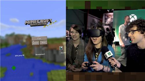 杀鸡如麻 我的世界 VR版演示视频曝光