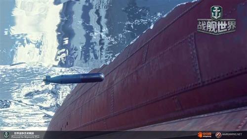 嘘小声教你《战舰世界》如何防备鱼雷世界