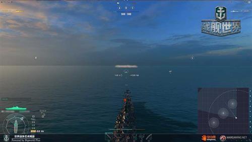 局座赞不绝口 战舰世界 新版公测