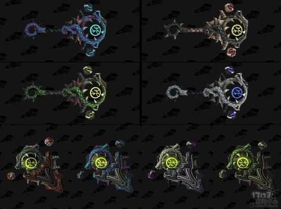 魔兽,7.0,神器最新图片