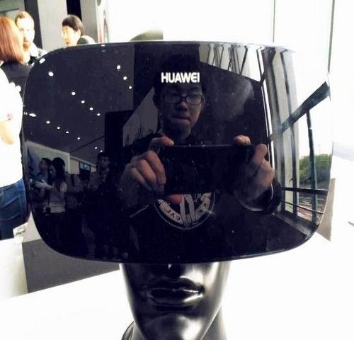 华为 VR头盔最新图片
