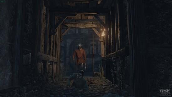 中世纪题材MMORPG 黑死病 开启抢先体验