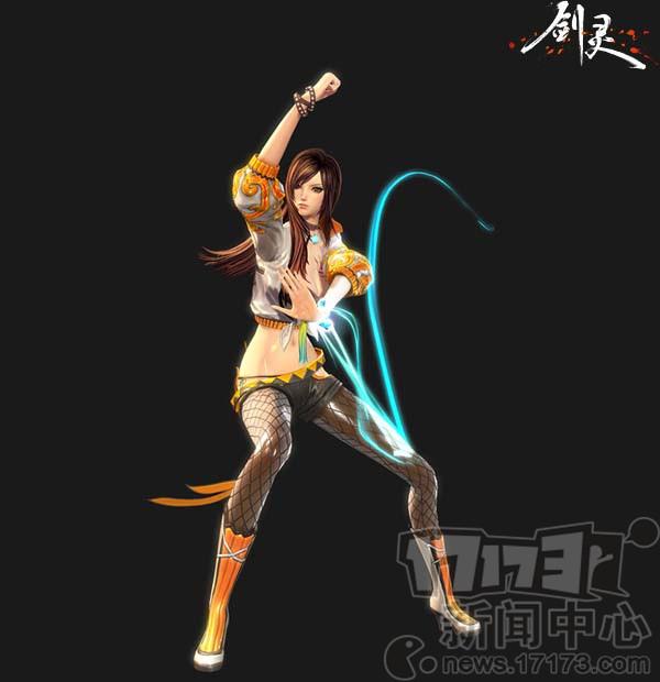 《剑灵》新版变性道具上线 新灵核属性曝光