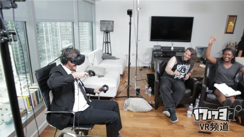 VR吉尼斯世界纪录:连续佩戴Vive超25小时
