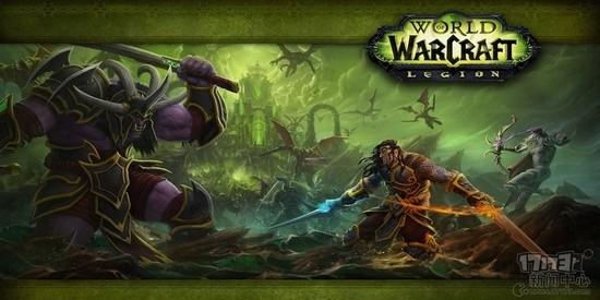 魔兽世界7.0版本登陆界面上线