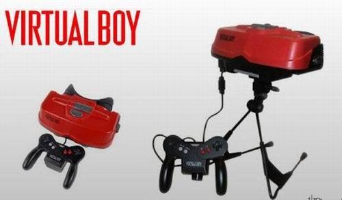 Gear VR 、Virtual Boy最新图片