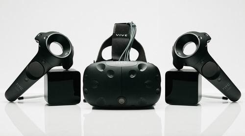 HTC Vive最新图片