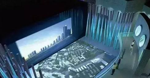 虚拟空间想象设计图片