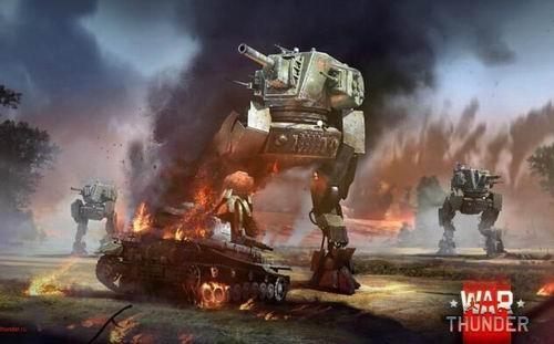 《战争雷霆》最新图片