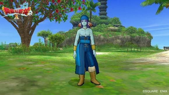 勇者斗恶龙X最新图片