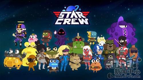 星际船员,Star Crew最新图片