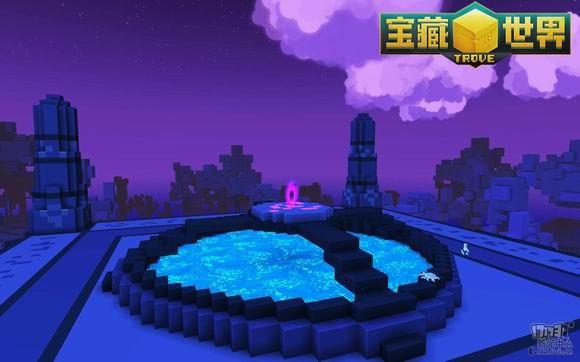 心形喷泉,唯美浪漫-360代理RIFT开发商新作 宝藏世界 将亮相CJ