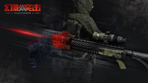 GIF动图:LXM46 一架机枪扼守半张地图自动哨戒炮 除了前面提到的无人机,《幻影突击》的另一项无人科技,叫做自动哨戒炮。使用之简单令人发指,只要将其一键架设在地图交通要道,就可以撒手不管。180度的扇面火力覆盖,和六管转轴机枪的压制力,足以让任何一个露头的敌人瞬间丧命,而玩家只需要尽情欣赏屏幕上飞涨的击杀数字。