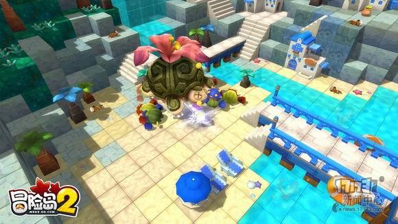 冒险岛2最新图片