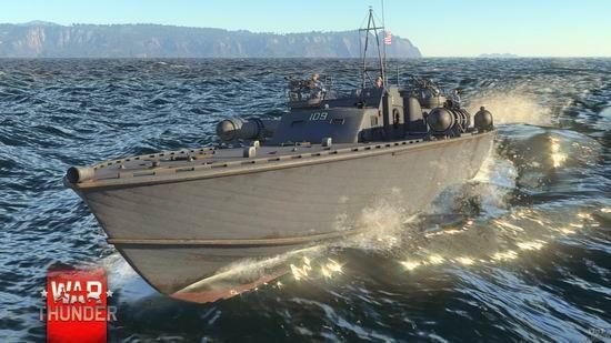 战争雷霆,海战最新图片