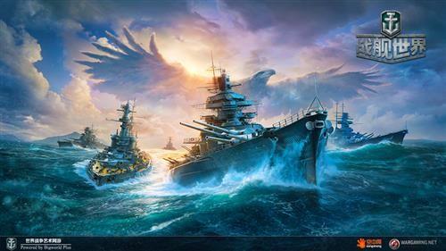 局座再次上舰 《战舰世界》德系23日公测