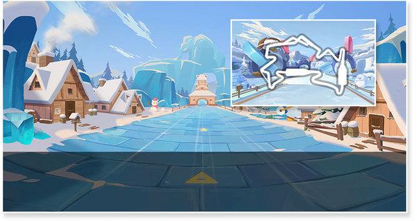 冰雪企鹅岛