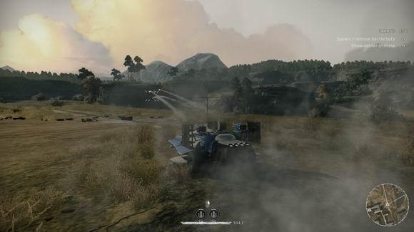 创世战车,Crossout