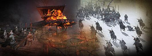 <em>《虎豹骑》—冷兵器战场的最真实呈现</em>