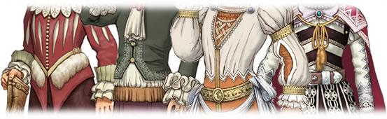游戏服装设计