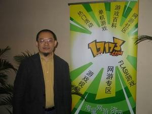 专访:网易副总陈伟安谈网易核心价值