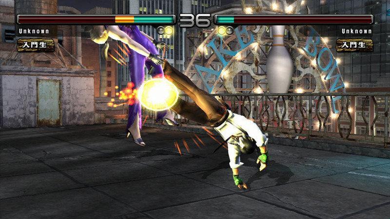 PS3 铁拳5 DR 下载服务正式启动