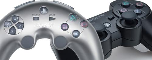 但是,有太多太多的玩家早已熟悉了ps2手柄的设计风格,这就好比汽车的