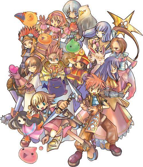 仙境传说DS